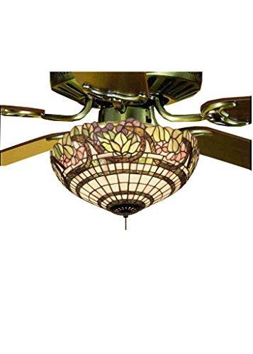15 Inch W Handel Grapevine Fan Light Fixture , Ceiling Fixture , (Meyda Handel Grapevine)