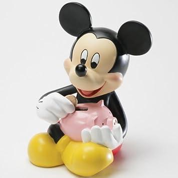 Disney Showcase 4020894 Topolino Salvadanaio Resina, 16 cm