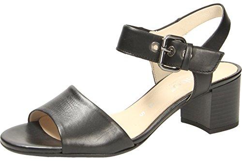 82 Women's Fashion 920 57 Gabor Sandals Black 05f1xa