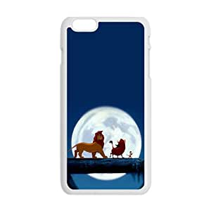 SANYISAN Lion King White iPhone plus 6 case
