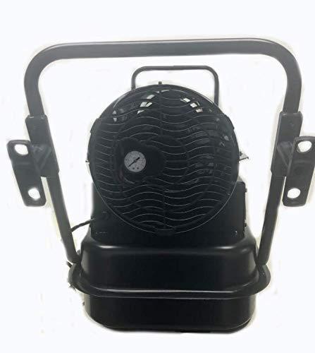Ventilador de calefacción calentador Cañón 63 kW Diesel Cañón Calefacción diseño calefactor Aire Caliente iPod Touch: Amazon.es: Bricolaje y herramientas