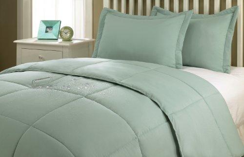Stayclean Water & Stain Resistant Comforter Mini Set, Full/Q