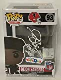 Deion Sanders Signed Falcons ToysRUs Exclusive