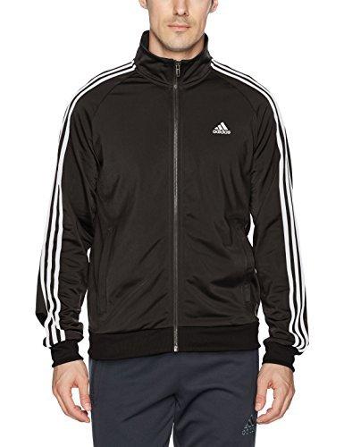 adidas Men's Big & Tall Essentials 3-Stripes Tricot