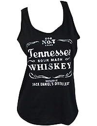Tennessee Whiskey Ladies Tank Top
