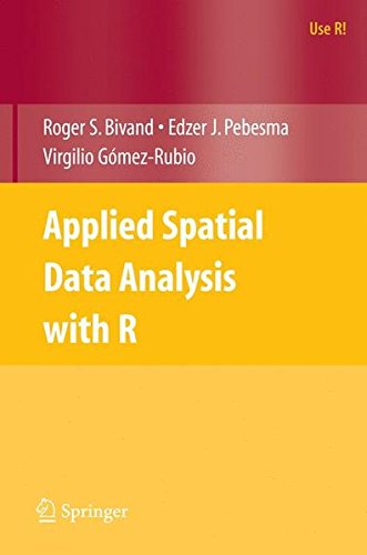 Applied Spatial Data Analysis with R (Use R!) by Springer
