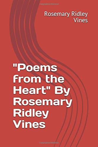 Pdf Parenting 'Poems from the Heart'  By Rosemary Ridley Vines