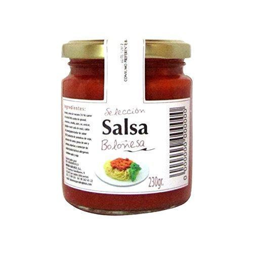 Tio Hilario - Salsa Boloñesa.Tarro 230 Gr