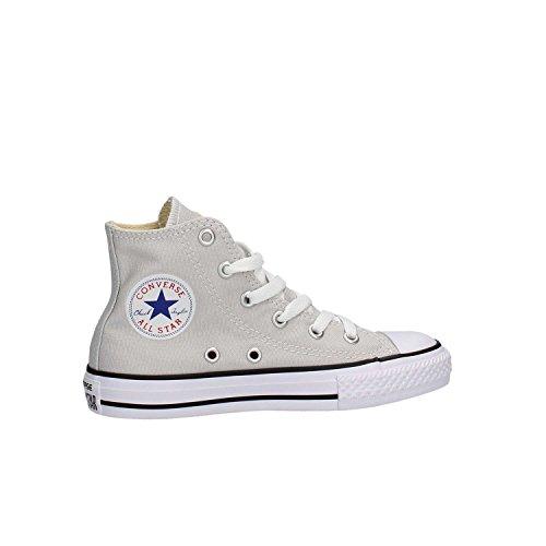 351170C ratón zapatos CONVERSE bebé máximo hi unisex estrella CTAS Grigio chiaro