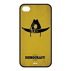 BroomCase The Walking Dead Custom TPU couverture coque case cover pour Iphone 4 4s