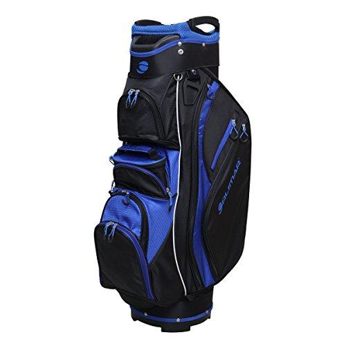Orlimar Golf CRX Cooler Cart Bag - Black/Blue