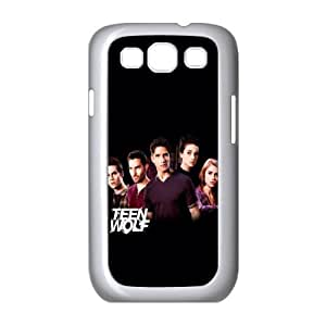 Teen Wolf Samsung Galaxy S3 9300 Cell Phone Case White JHF