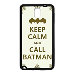 Simple motto call Batman Cell Phone Case for Samsung Galaxy Note3