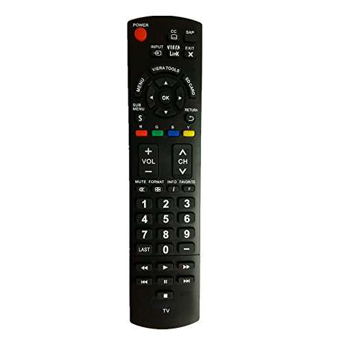 Universal Replacement Remote Control Fit for N2QAYB000570 TC