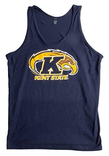 Kent State University | KSU Golden Flashes Unisex Fashion Fit Ringspun Tank Top