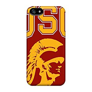 New Arrival Case Specially Design For Iphone 5/5s (usc Trojans)