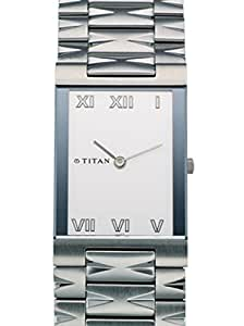 amazon com titan men s 1296sm01 edge ultra slim 3 5mm