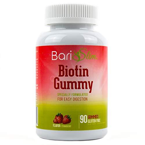 BariSlim Bariatric Biotin Gummies