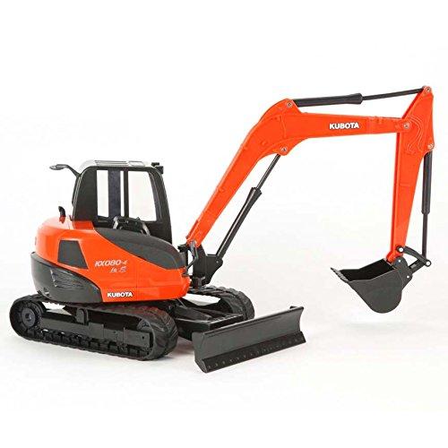 1//18th Kubota KX080-4 Excavator by New Ray