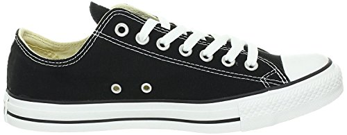 Converse Chuck Taylor All Star Scarpe Basse Basse Unisex In Tela Oxford (5.5 Mens D (m) Us / 7.5 Womens B (m) Us, Black)