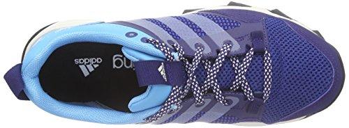 adidas Kanadia 7 TR W - Zapatillas Para Mujer, Color Azul Marino/Blanco/Azul