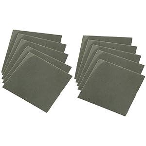 Polarizing Film Sheet - set of 10, Model: 93493, Gadget & Electronics Store