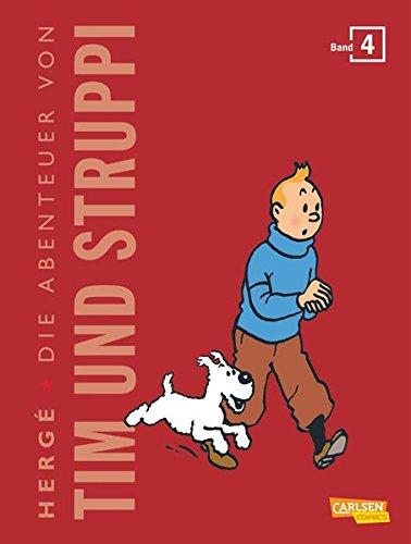 Tim und Struppi Kompaktausgabe 4 Gebundenes Buch – 29. Juli 2014 Hergé Carlsen 3551739099 Abenteuer