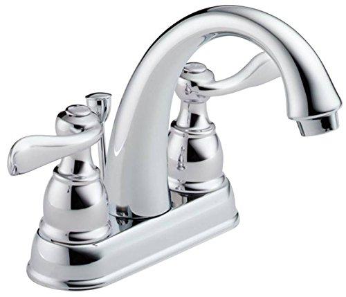 Lavatory Faucet 2h Chrome (Lav Faucet 2h Chrm W/Pu)