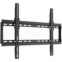 1homefurnit TV Wall Bracket Mount Tilt black fits 32-70 inches Plate Screen TVs LCD LED Plasma TV of ALL MAKES ALL MODELS