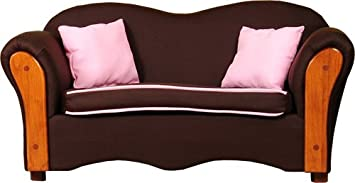 homey inspiration olive garden home delivery. KEET Homey VIP Kid s Sofa  Sweet Brown Amazon com