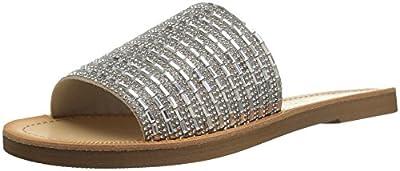 Madden Girl Women's LULU Slide Sandal