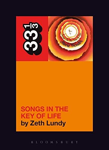Download Stevie Wonder's Songs in the Key of Life (33 1/3) PDF