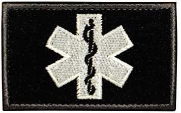 Cobra Tactical Solutions Paramedic Star of Life Parche Bordado ...