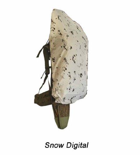 Eberlestock Small LtWt Rain Cover - Coyote Brown