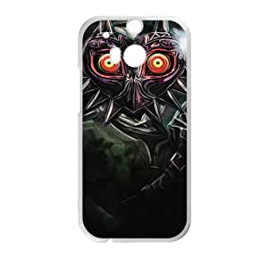Happy legend of zelda art Phone Case for HTC One M8