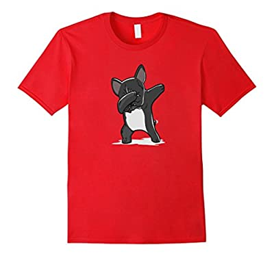 Funny FRENCHIE DAB t-shirt