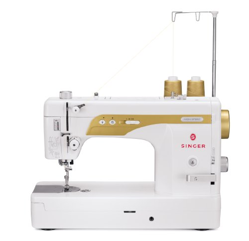 SINGER S16 Studio Industrial-Grade True Straight Stitch Only Portable Sewing and Quilting Machine