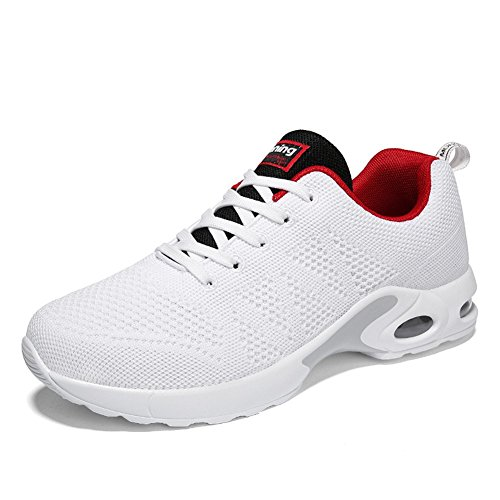 De Fitness Gym 34 Blanc Baskets Sneakers 43 Course Sport Running Chaussure Homme Sports Femme Eu Air aHIwCcAxq