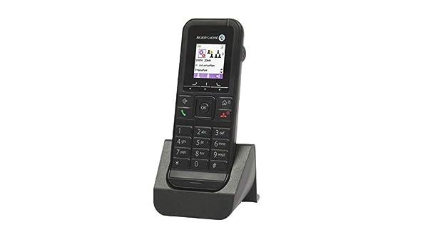 Alcatel-Lucent Dect 8232 - Teléfono inalámbrico con Funda y Clip para cinturón: Amazon.es: Electrónica