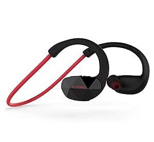 g cord bluetooth headphones v4 0 wireless sport sweatproof headset noise cancelling. Black Bedroom Furniture Sets. Home Design Ideas