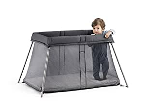 BabyBjorn Travel Cot Easy Go - Anthracite