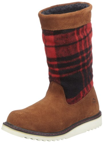 WP Wolverine Ashley Women's Brown Wolverine® Women's On Pull Boot qwtqISxEU