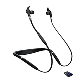 Jabra Evolve 75e MS Bluetooth Wireless in-Ear Earphones with Mic - Noise-Canceling (B078NS6SVY) | Amazon price tracker / tracking, Amazon price history charts, Amazon price watches, Amazon price drop alerts