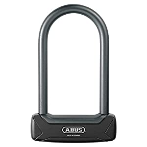 abus granit plus 640 std u lock 230mm std shackle 9 sports outdoors. Black Bedroom Furniture Sets. Home Design Ideas