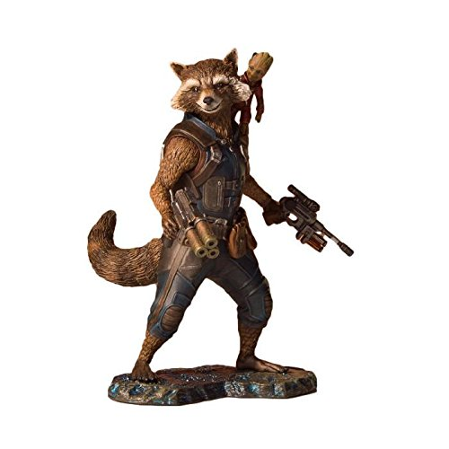 Rocket & Groot Guardians of the Galaxy Vol. 2 Collectors Gallery Statue