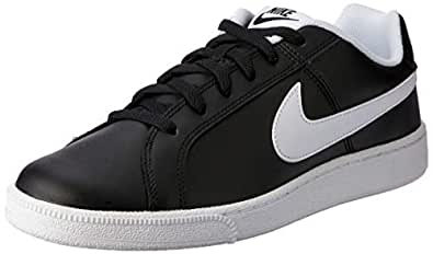 Nike Australia Men's Court Royale Trainers, Black/White, 7.5 US