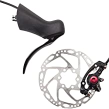 TRP Hylex Hydraulic Disc Brake system for Road Levers Front Black 160mm Rotor