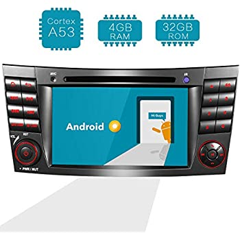 Amazon.com: Android 9.0 Car Stereo DVD Player 7