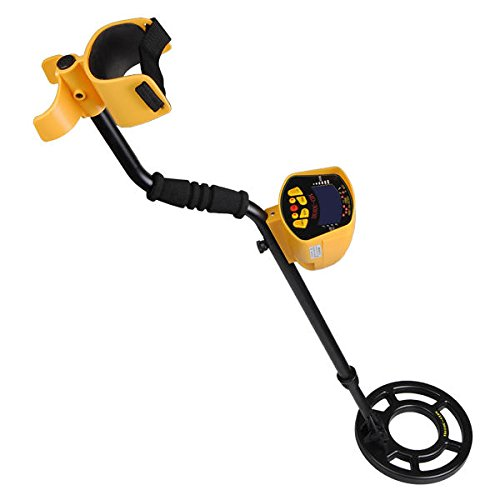 Amazon.com: Gold Metal Detector - Gold Digger Metal Detector - MD3010II Professional Metal Detector Undeground Digger with Display (Metal Detector Lcd) : ...