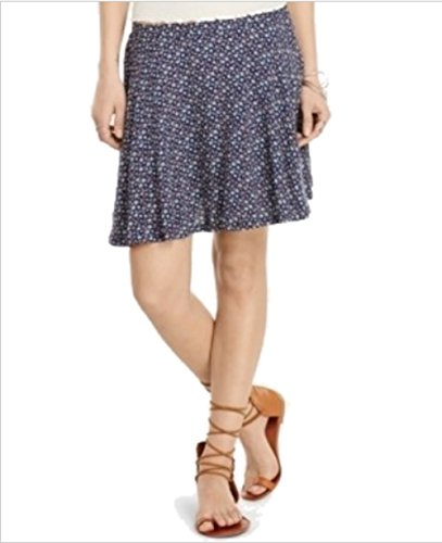 Denim & Supply Ralph Lauren Floral-Print A-Line Skirt